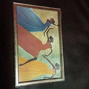 African Women Dancing Picture
